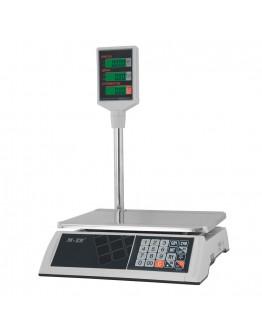 Mercury M-ER 326ACP LCD Slim торговые весы