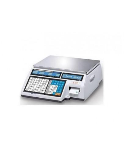 CAS CL-5000J-15IB весы с печатью этикеток
