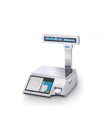 CAS CL-5000J-15IP весы с печатью этикетки